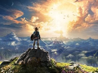 Zelda: Breath Of The Wild second highest-selling Zelda