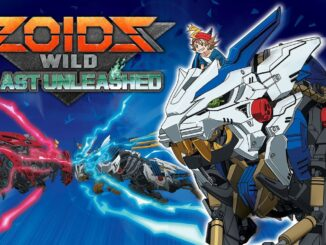 Zoids Wild: Blast Unleashed - First 20 Minutes