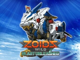 Zoids Wild: Blast Unleashed Western Launch Trailer