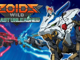 Nieuws - Zoids Wild: Blasts Unleashed – Gameplay Trailer