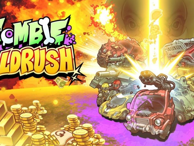 Release - ZOMBIE GOLD RUSH