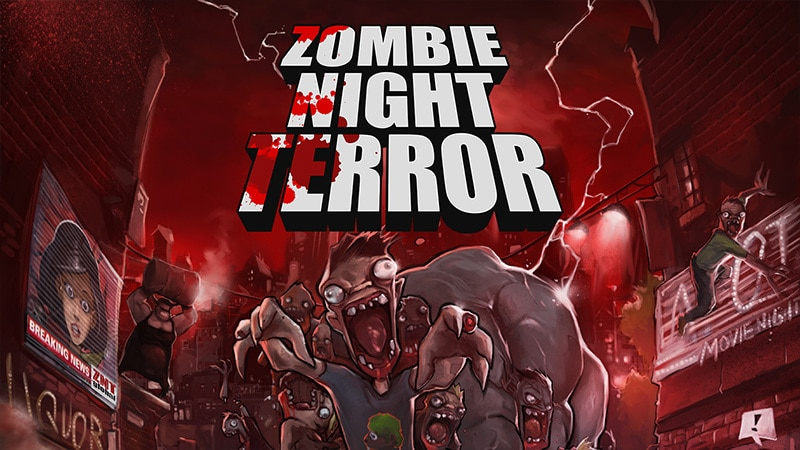 Zombie Night Terror – the most exciting night of your life!