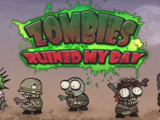 Release - Zombies ruined my day
