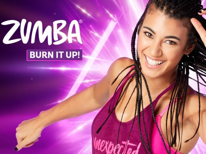 Release - Zumba® Burn It Up!